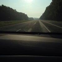 Photo taken at Interstate 85 Exit 154 by Karen T. on 7/4/2016