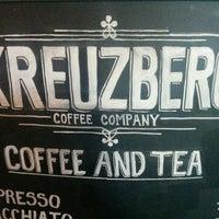 Photo taken at Kreuzberg Coffee Company by Tobin F. on 12/27/2015