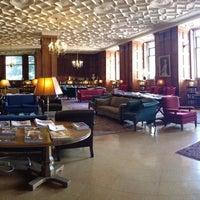 Photo taken at Morrison Library by Maya J. on 5/30/2014