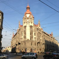 Photo taken at Sennaya Square by Светлана on 3/13/2013