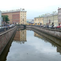 Photo taken at Sennaya Square by Светлана on 6/16/2013