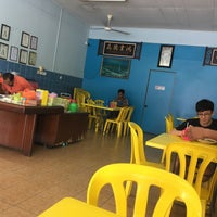 Photo taken at Restoran Mohd Firdaus Tan by Amirzingg on 2/23/2017