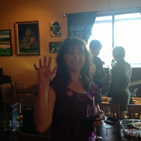 Photo taken at Midtown Wine Bar by Danett M. on 5/14/2013