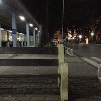 Photo taken at Xavier University - Main Lane by Ralp Lezter G. on 10/29/2014