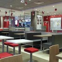 Photo taken at KFC by Ilya S. on 1/10/2014