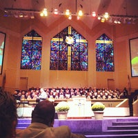 Photo taken at North Cleveland Church of God by Joseph D. on 9/16/2012