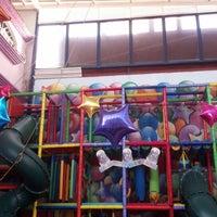 Photo taken at Salón de fiestas Mundo Fantasia by . .. on 10/27/2012