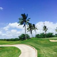 Photo taken at Hawaii Prince Golf Club by Mayu A. on 9/20/2015