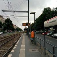 Photo taken at H Marienburger Straße by William T. on 7/30/2014