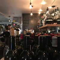 Photo taken at Frenchie Wine Bistro by William T. on 2/5/2017