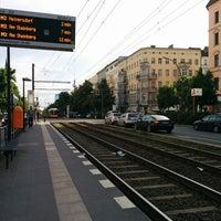 Photo taken at H Marienburger Straße by William T. on 5/16/2014
