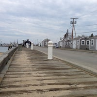 Photo taken at Provincetown Pier by William T. on 5/12/2013