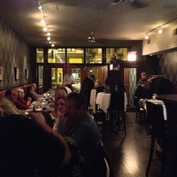 Photo taken at Aquitaine Restaurant by William T. on 12/16/2012