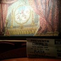Foto tomada en Teatro Sucre por Sebastian G. el 6/29/2014