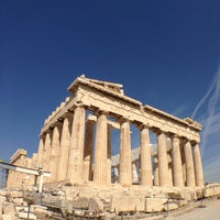 Photo taken at Acropolis of Athens by shaz c. on 5/28/2013