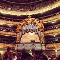 Снимок сделан в Мариинский театр пользователем Elena MADON N. 5/29/2013