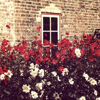 Photo taken at Fulham Palace Gardens by Oliver B. on 10/6/2012