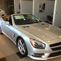 Photo taken at Mercedes-Benz of St. Clair Shores by Bob M. on 5/25/2013