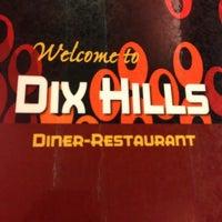 Photo taken at Dix Hills Diner by Krysta 🍸 J. on 1/1/2013