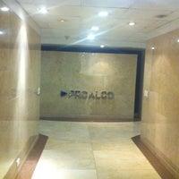 Photo taken at Centro Financiero by Miryam R. on 5/8/2013