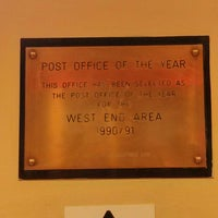 Photo taken at Post Office by Martin D. on 1/20/2014