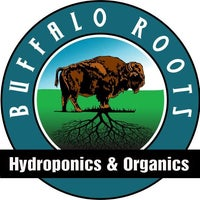 Photo taken at Buffalo Roots Hydroponics and Organics by Marketing G. on 11/19/2012