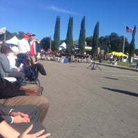 Photo taken at Kanapaha Veterans Memorial Park by Christy T. on 11/11/2014