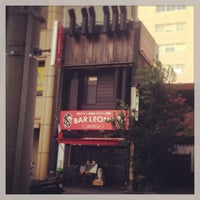 Photo taken at BAR LEONE by Jack P. on 8/31/2013