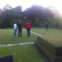 Photo taken at Kasteel Dury by Emilie S. on 7/1/2013