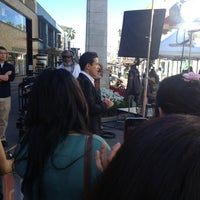 Photo taken at ExtraTV at The Grove by Christina L. on 3/1/2013