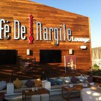 Photo taken at Cafè De Nargile by ilyas t. on 9/1/2013