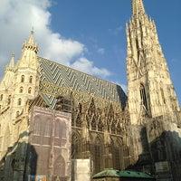 Снимок сделан в Stephansplatz пользователем Alla K. 3/11/2013