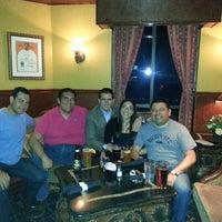 Photo taken at The Lion & Rose British Restaurant & Pub by Gabriel A. on 6/8/2013