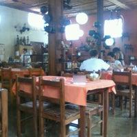 Photo taken at Taipa Restaurante by Hermes Augusto B. on 10/31/2012