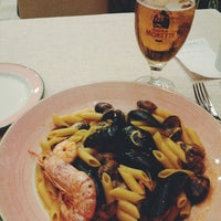 Photo taken at Pizzeria Bella Napoli by Anna A. on 7/5/2014