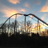 Photo taken at Busch Gardens Williamsburg by Ashley E. on 12/2/2012