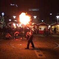 Das Foto wurde bei Christmas Village in Baltimore von Erika L. am 12/22/2013 aufgenommen