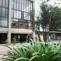 Photo taken at Escuela Superior de Administración Pública ESAP by Mario U. on 2/13/2013