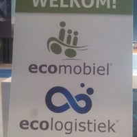 Photo taken at Ecomobiel by ys on 10/8/2013