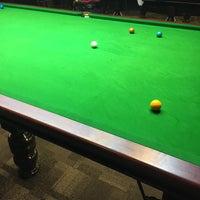 Photo taken at Red Ball Snooker by Haslan H. on 10/10/2016