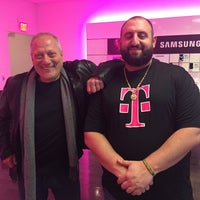 Photo taken at T-Mobile by Tina B. on 12/2/2016