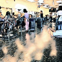 Photo taken at Nice Hair Salon by Nessie on 10/27/2017
