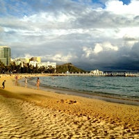 Photo taken at Hilton Hawaiian Village Waikiki Beach Resort by Nessie on 4/24/2013