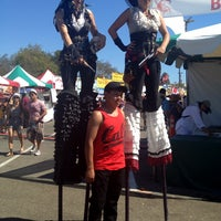Photo taken at San Pedro Lobster Fest by Nessie on 9/14/2014