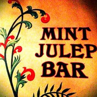 Photo taken at Mint Julep Bar by Nessie on 11/3/2012