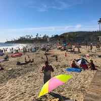 Photo taken at City of Laguna Beach by Nessie on 4/23/2017