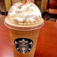 Photo taken at Starbucks by Nessie on 10/16/2013