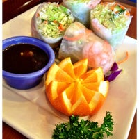 Photo taken at Thai Boom - Thai Food Delivery by Nessie on 1/13/2013