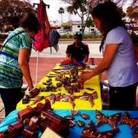 Photo taken at Ybor Saturday Market by Will C. on 3/12/2016