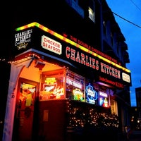 Photo taken at Charlie's Kitchen by randall on 12/26/2012